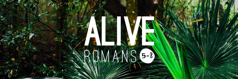 alive romans salt church