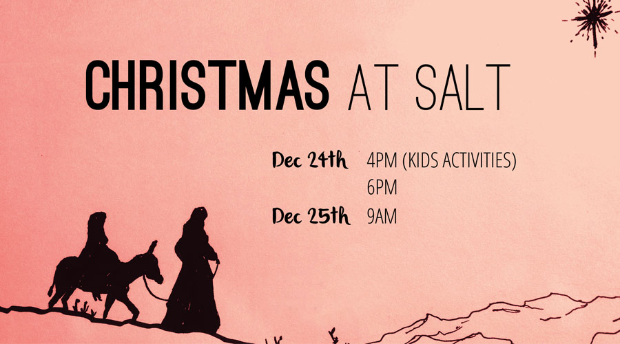 Christmas at Salt