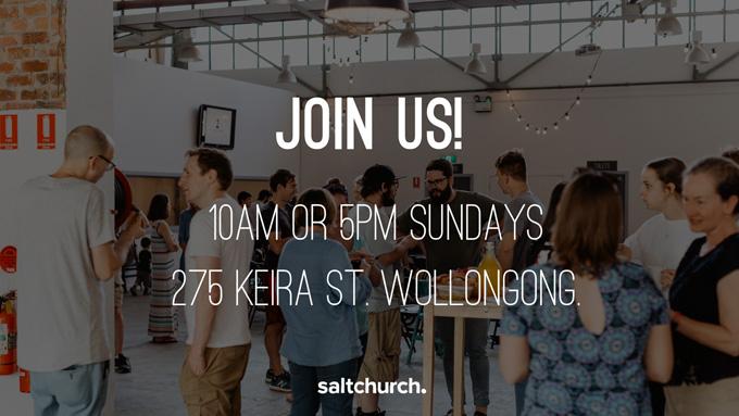 Come along!