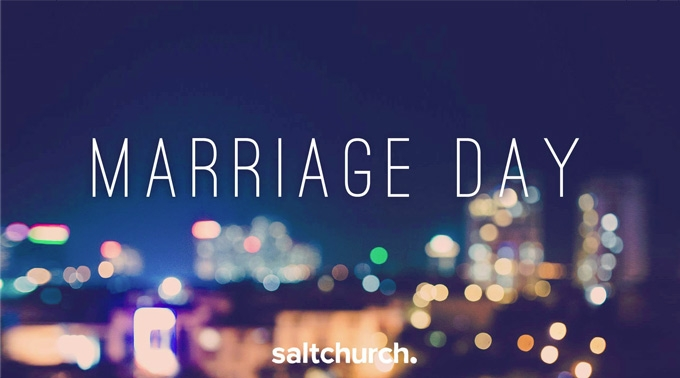 Salt marriage day