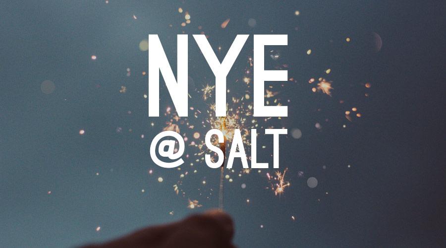 New Years Eve Church at Salt