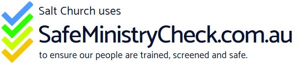 Safe Ministry Check Badge