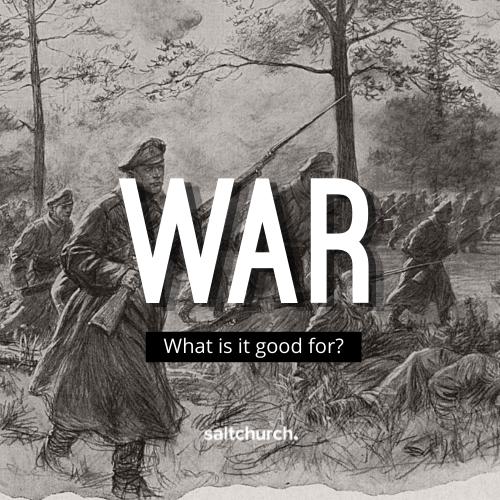 War (Matthew 24)