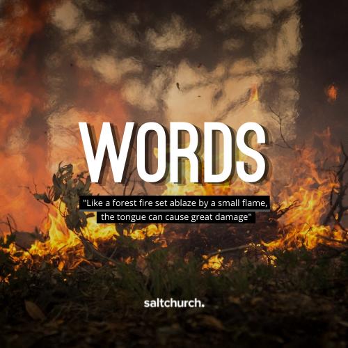 Words (James 3:1-12)