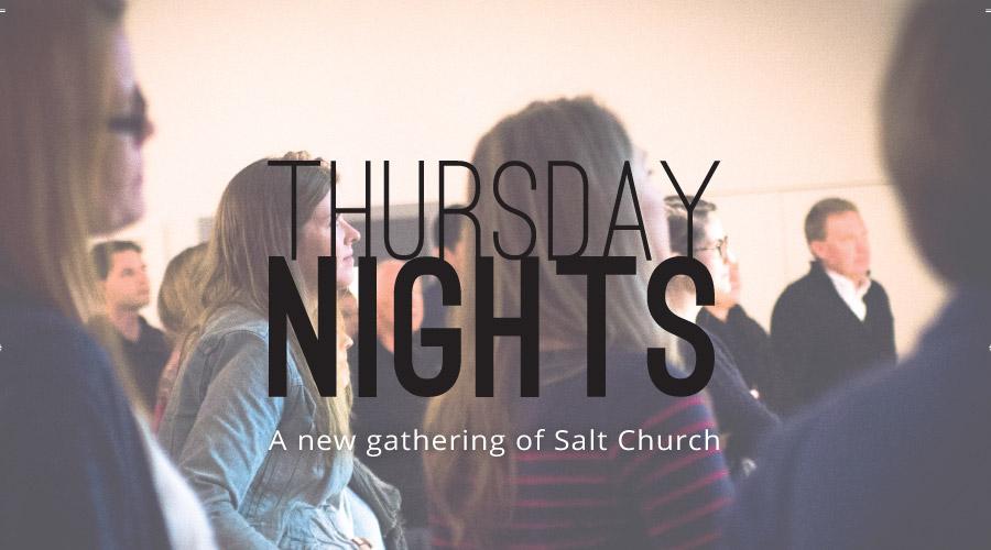 Thursday Night Church 7pm in Wollongong